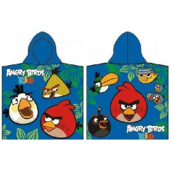 Poncho Angry Birds
