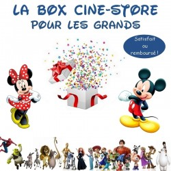 La BOX Ciné-Store adulte