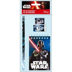 set-papeterie-4-pieces-star-wars