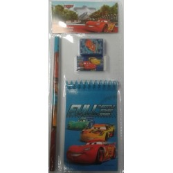 set-papeterie-4-pieces-cars