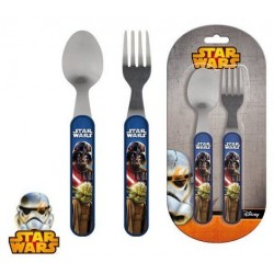 Set de 2 couverts - Star Wars