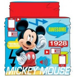 Cache cou polaire - Mickey - Rouge