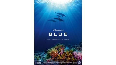 Sortie Cinéma : BLUE