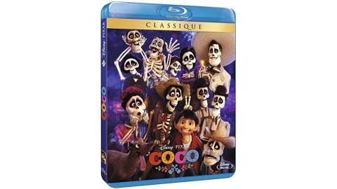 Sortie Bluray : Disney Coco