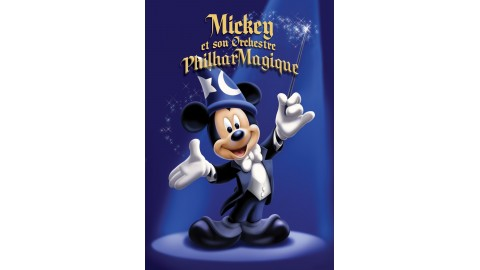 "Nouveau spectacle musical ""Mickey's PhilharMagique à Discoveryland"""
