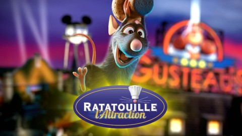 Fermeture de l'attraction Ratatouille