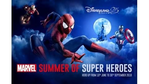 Retrouvez la seconde partie de la saison Super Héros Marvel !