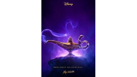 Découvrez la bande annonce d'Aladdin